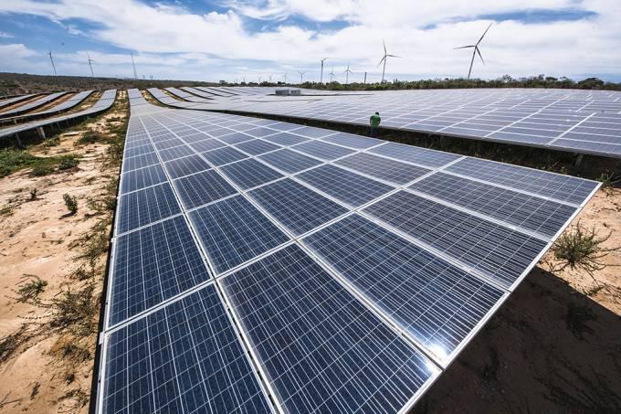 Hidrelétricas perderão espaço na geração de energia para solar e eólica